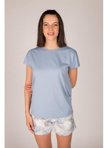 Hays Pijama Takım Mavi